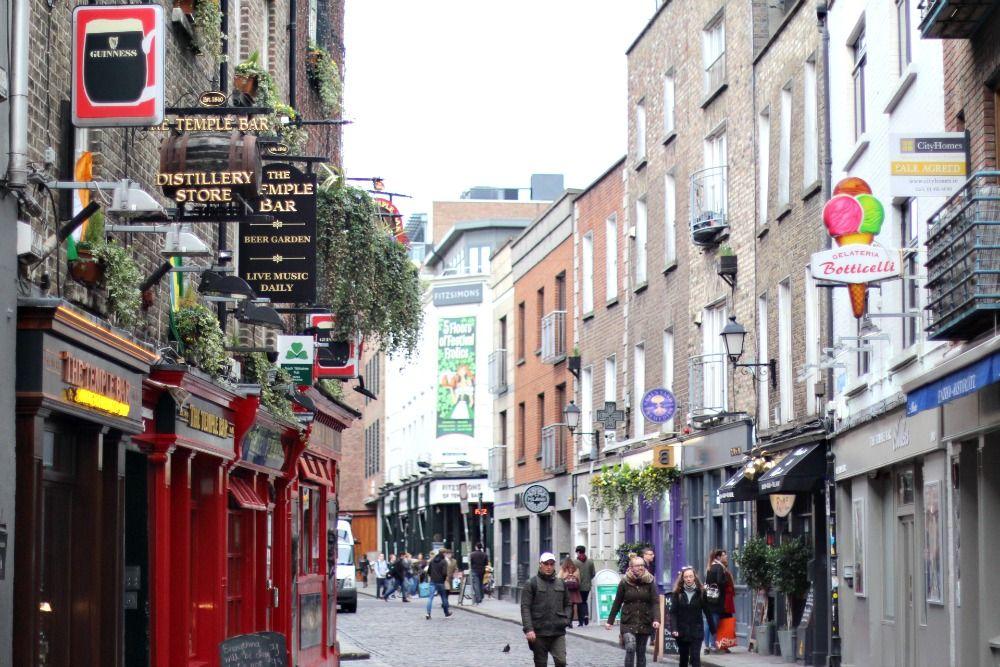 Qué hacer 3 días en Dublín con amigos