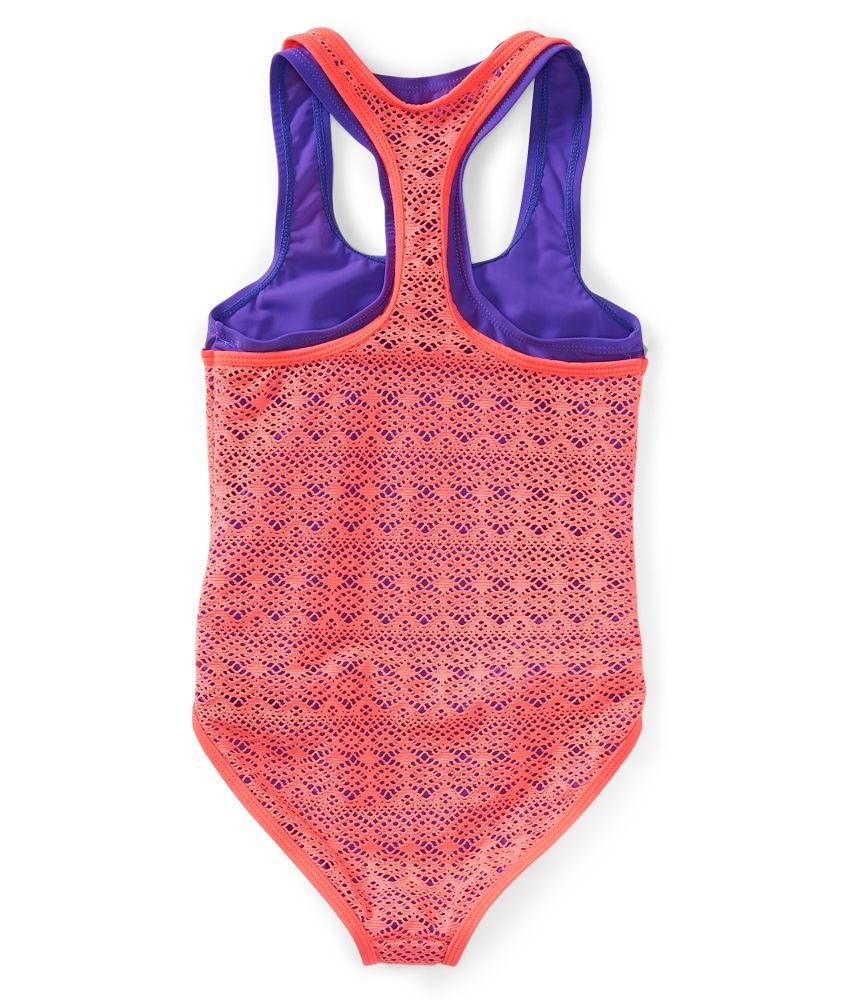 Kids' Crochet One-Piece Swimsuit - PS From Aeropostale