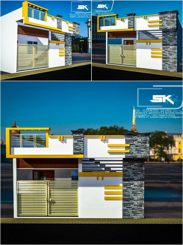 Modern houses homes house design contemporary also best indian gallery ideas elevation in rh pinterest