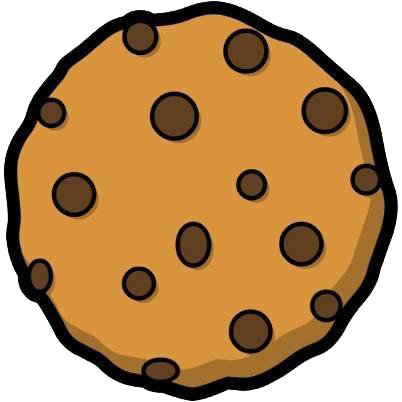 Svg Black And White Chocolate Chip Cookie Clipart Galletas Del Come Galletas Png Download Trans Monster Cookies Cookie Monster Birthday Cookie Monster Party