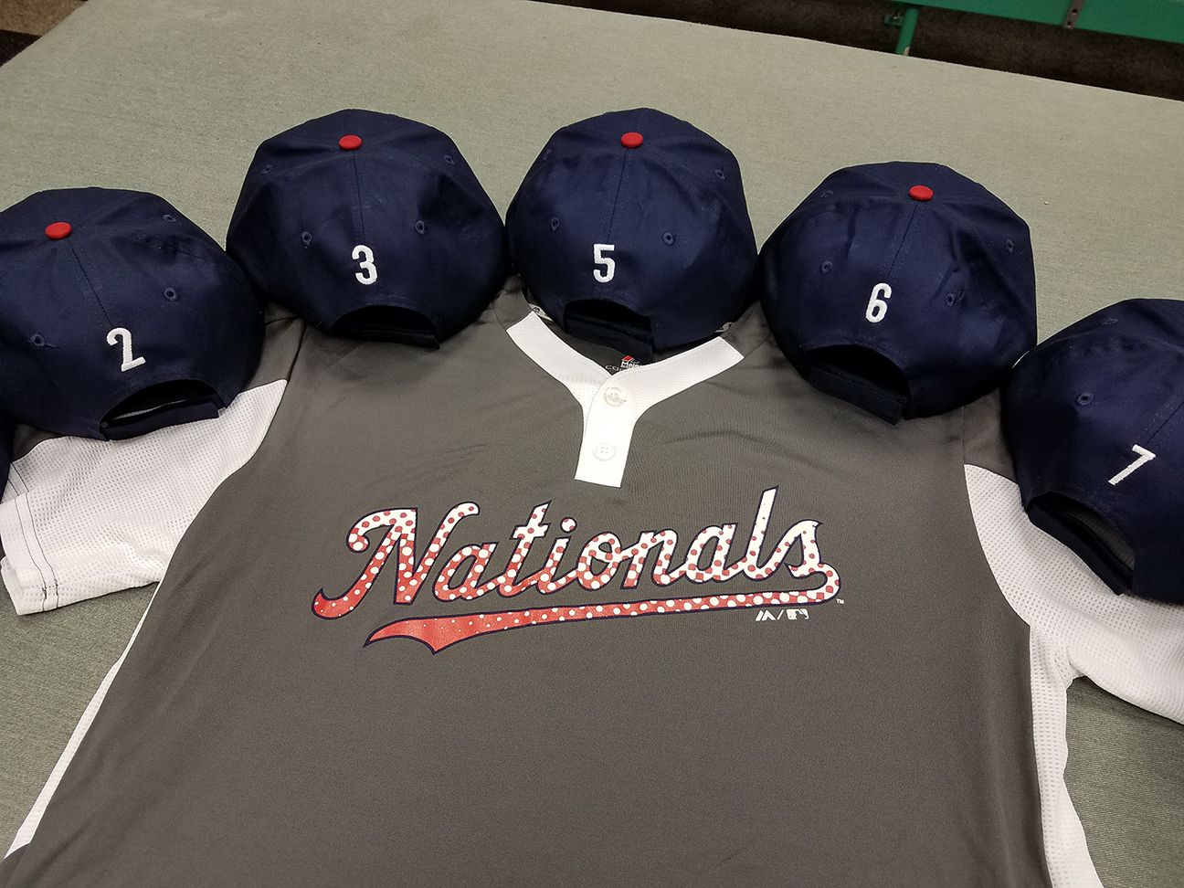 Baseball Cap Personalization Special Now 5 Each If Brought In Individually Or 4 Each If Multiples Brought In At On Custom Design Shirts Fan Wear Spirit Wear