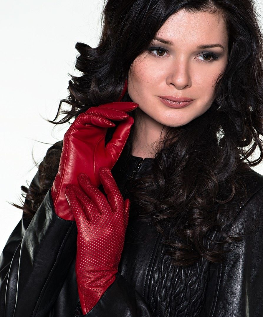 Womens leather gloves vancouver - Leather Gloves