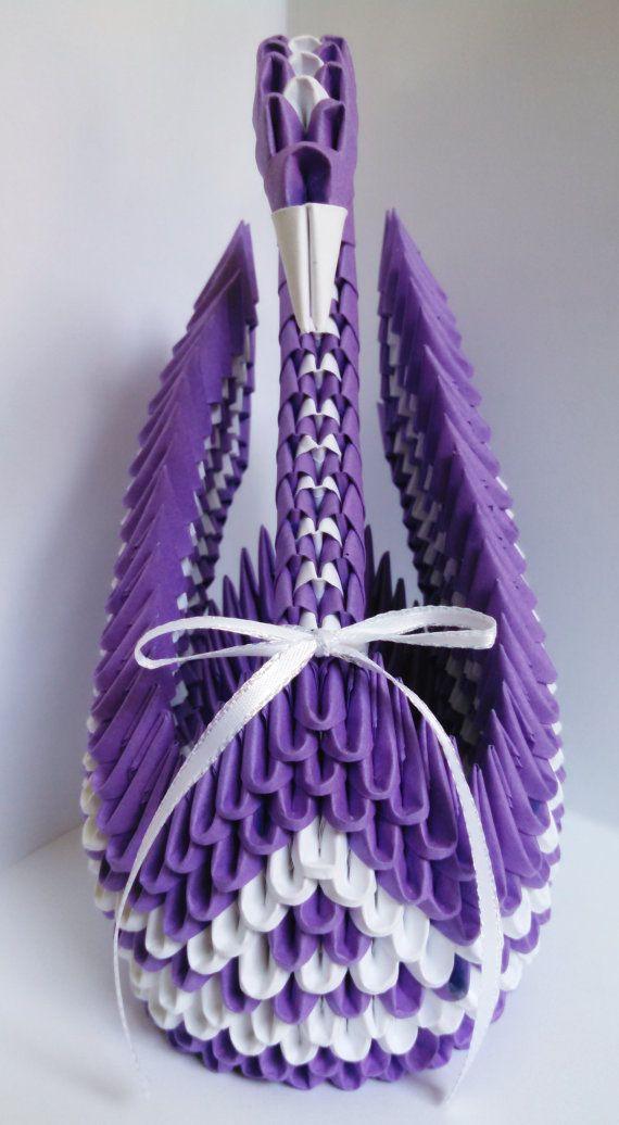 aniviya Handmade 3D Origami swan: Amazon.in: Home & Kitchen | 1036x570