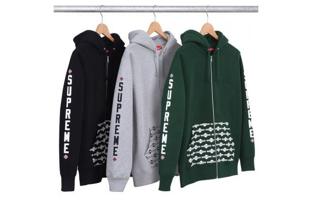 See The Entire Supreme Fall/Winter 2012 Collection