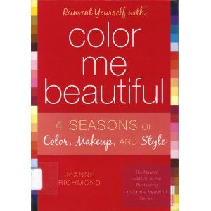 Color me Beautiful book. Every women should read this book. Very few ...