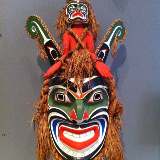 If you smoked what they smoked, you would understand this mask!!!