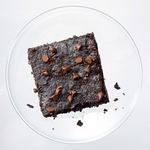 Naturally Gluten-Fee Fudgy Flourless Brownies Recipe | MyRecipes.com #glutenfree