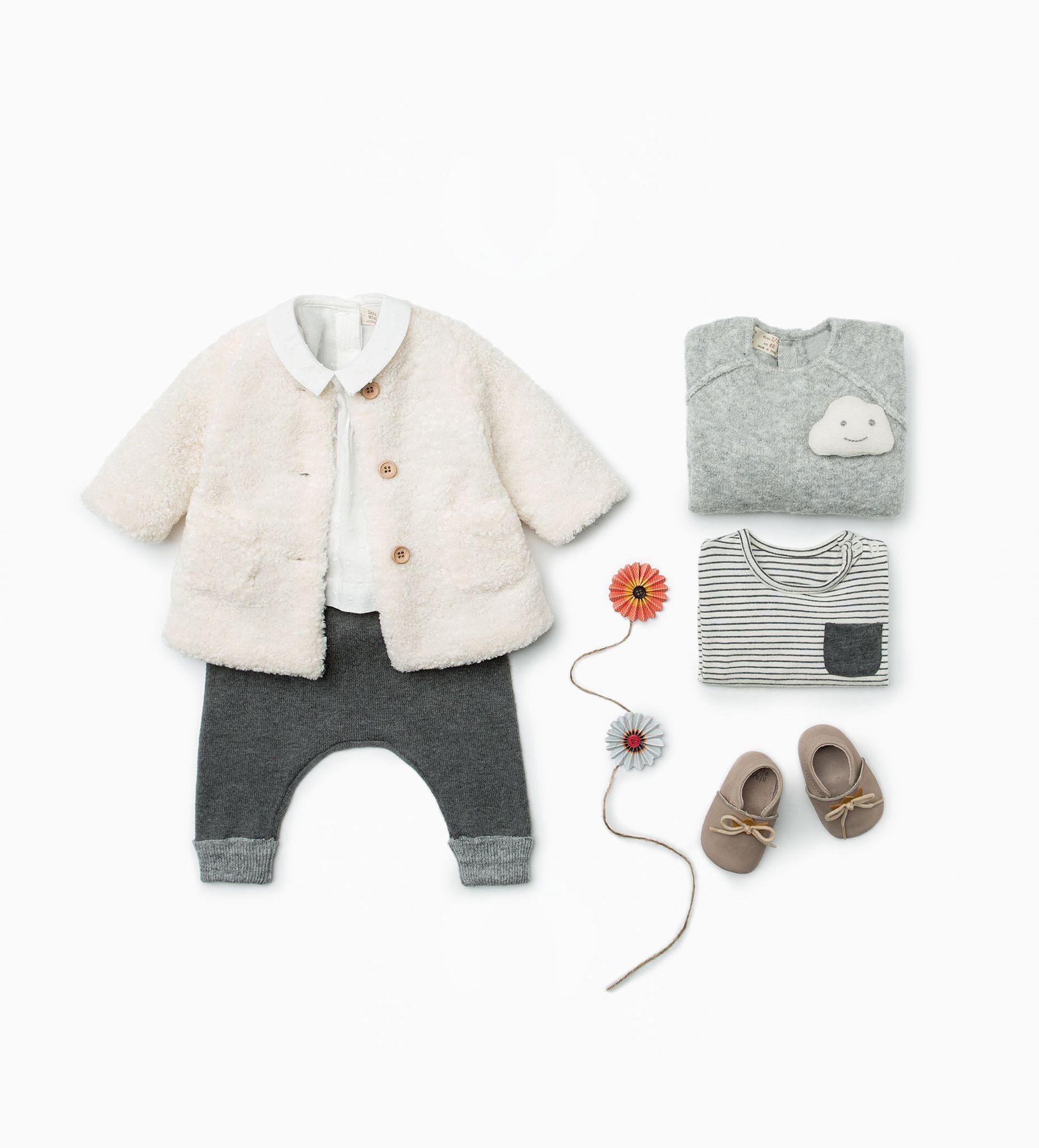 Zara Baby Contrasting Knit Trousers, Sleep Cloud Sleeper ...