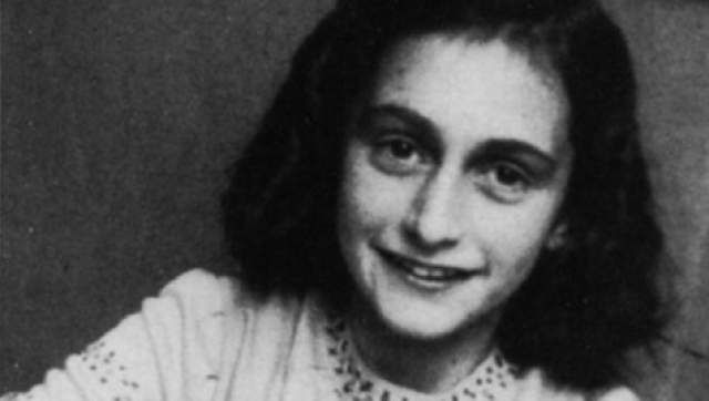 Anne Frank: the only existing film images. It's absolutely amazing. <3 <3