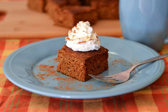 A moist and delicious Gluten Free Pumpkin Cake recipe that is also low carb.