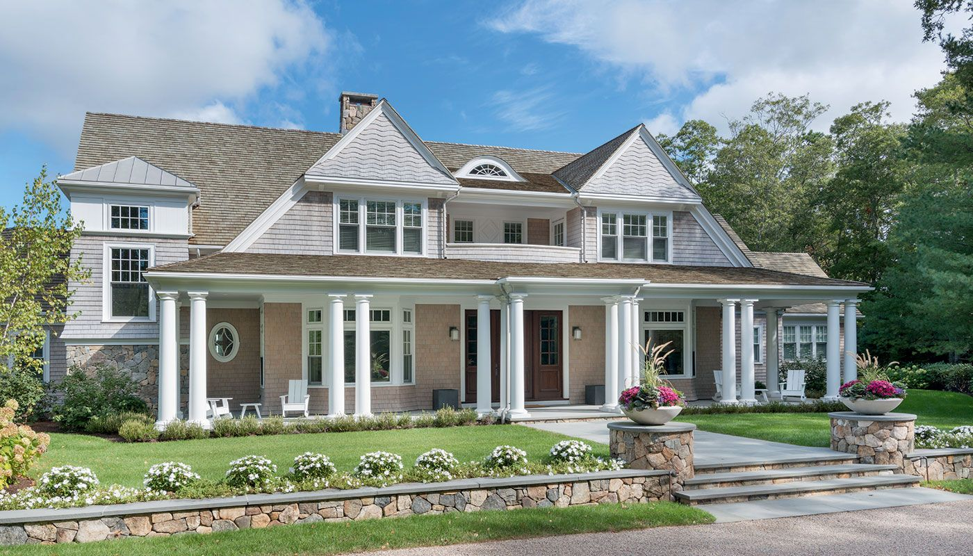 Rogers Marney Builders Boston Design Guide Cape Islands 3rd Edition Page 29 Exterior Design House Styles Design