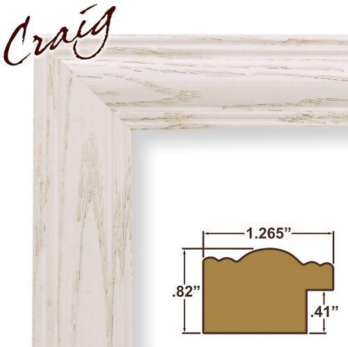 Details About Craig Frames Wiltshire Ash 440 Whitewash 1 25
