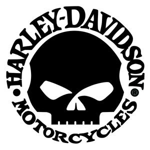 Harley Davidson Logos Harley Davidson Skull Logo Vectorharley Davidson Logo Vector Logo Of Hdnaughtylist Dengan Gambar Harley Davidson Stiker Motor Harley Davidson