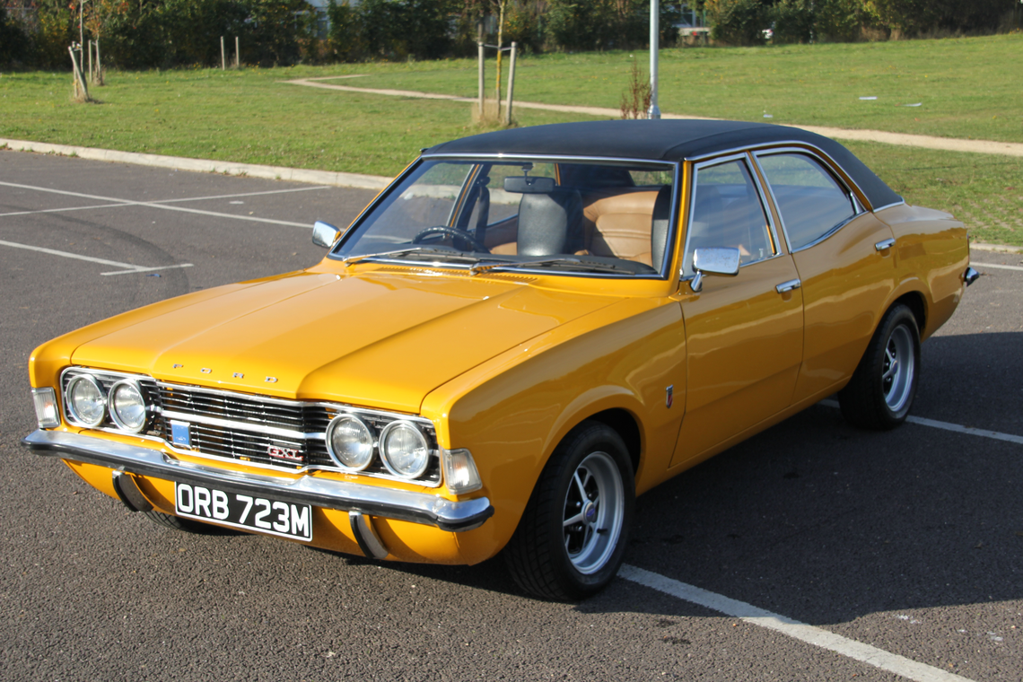 1973 Ford Cortina 2000 Gxl Cortina In 2020 British Cars Ford