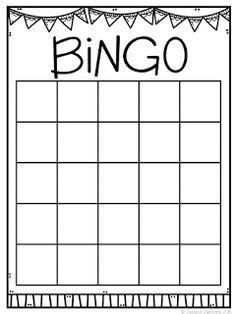 Resultats De Recherche D Images Pour Bingo Vierge