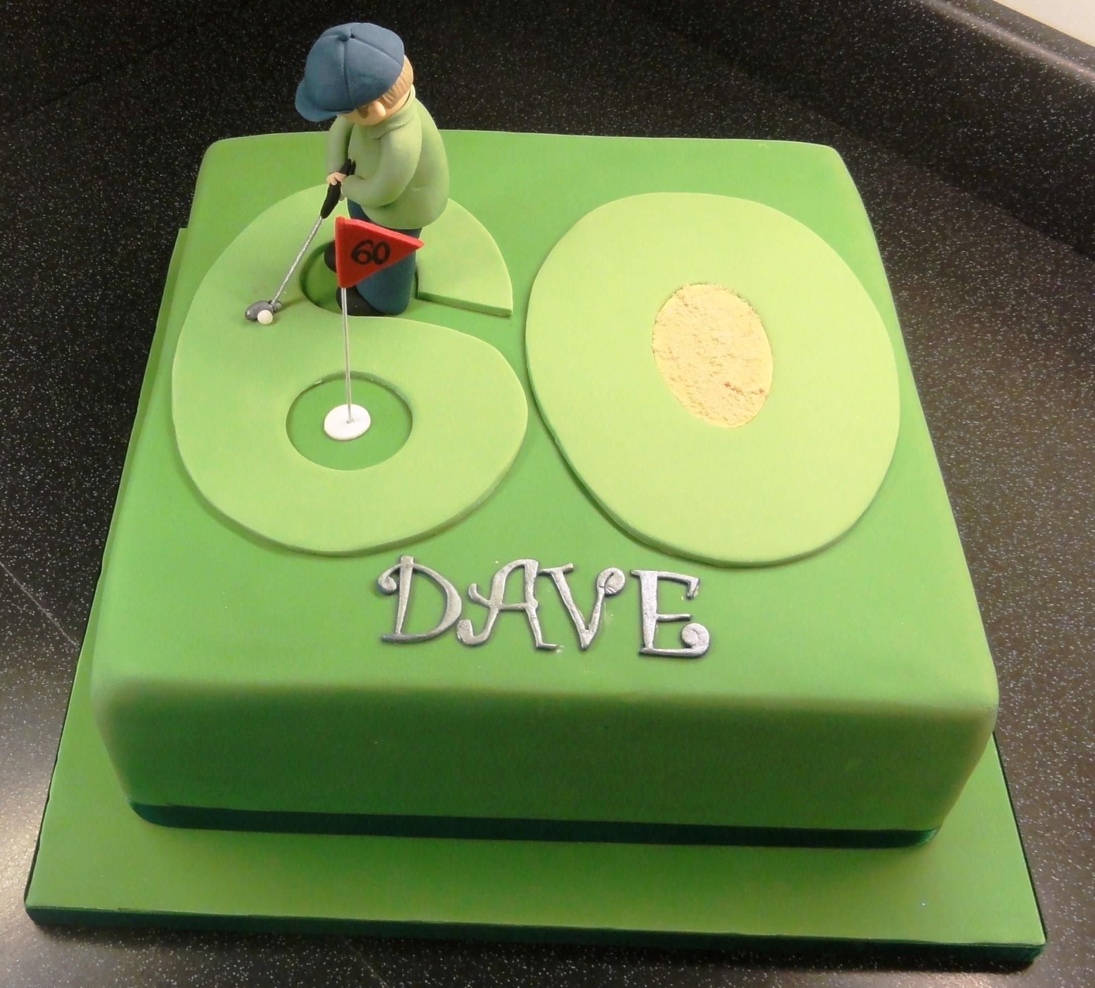 60th Birthday Cakes Designs Ideas