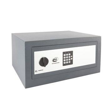 Coffre Fort A Code Standers Genius H23xl44xp35cm 28l Leroy Merlin Stander Fort Kitchen Appliances