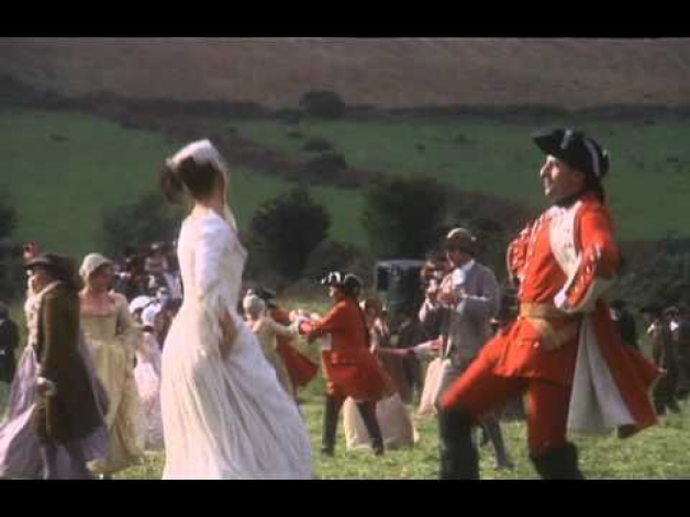 Doesn't really belong in the 18th c. costuming board but this IS fun!  Must be from a movie but I have no idea which one.  I want to dress like that and dance on a hillside to bagpipes! #moviesbygenre #movies #by #genre