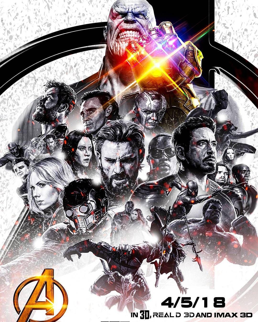 MCU's Infinity War Confirmed Cast   Marvel & DC Universe