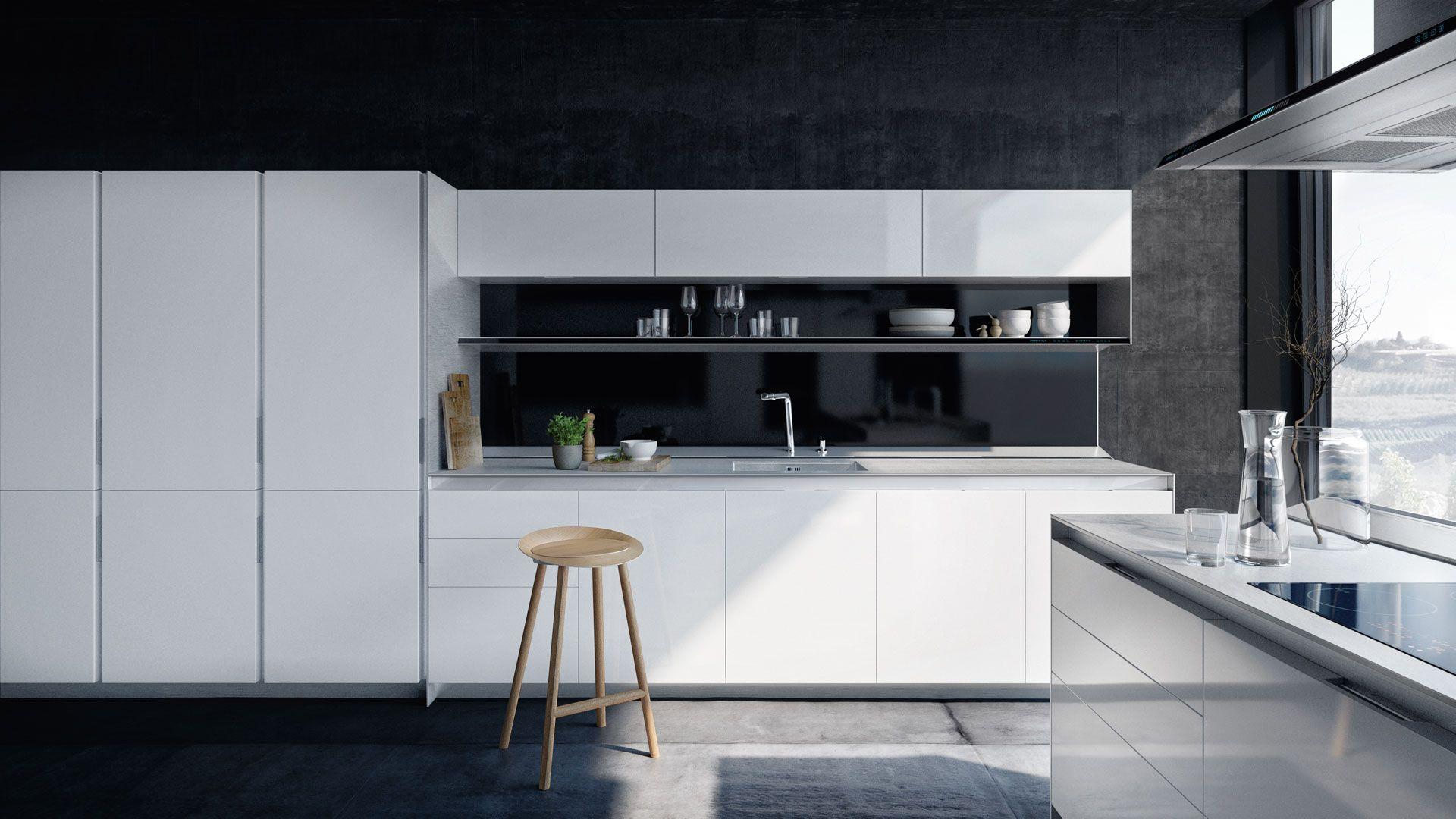 Moderne landhausküche siematic  SieMatic Küchen: Arbeitsplatten SieMatic | Küchen Design ...