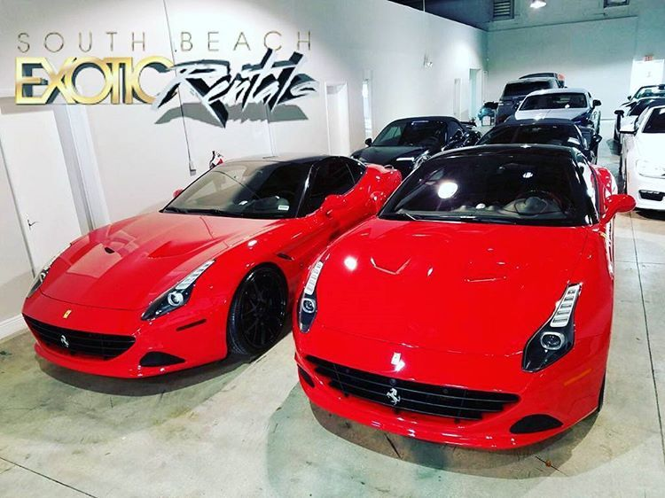 Rent This Luxury Ferrari Rental Car In Red Color From Sber In Miami Fl Cars Florida Luxurycar Miamibeach Ferrari Luxury Car Rental Car Rental Luxury Cars