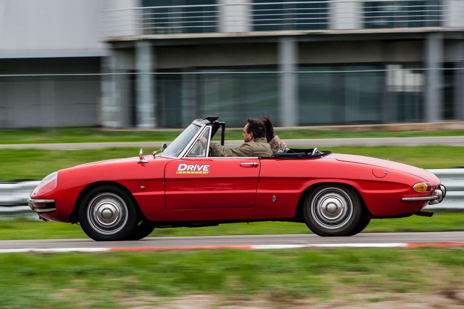 Alfa Romeo Spider Duetto Pinterest