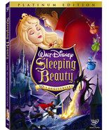 Sleeping Beauty Walt Disney 2-Disc Platinum DVD New 2008 Family $29.95. Island Heat Products http://www.islandheat.com Gifts for the whole family with Free Shipping, Home Goods, Clothing and entertainment items!