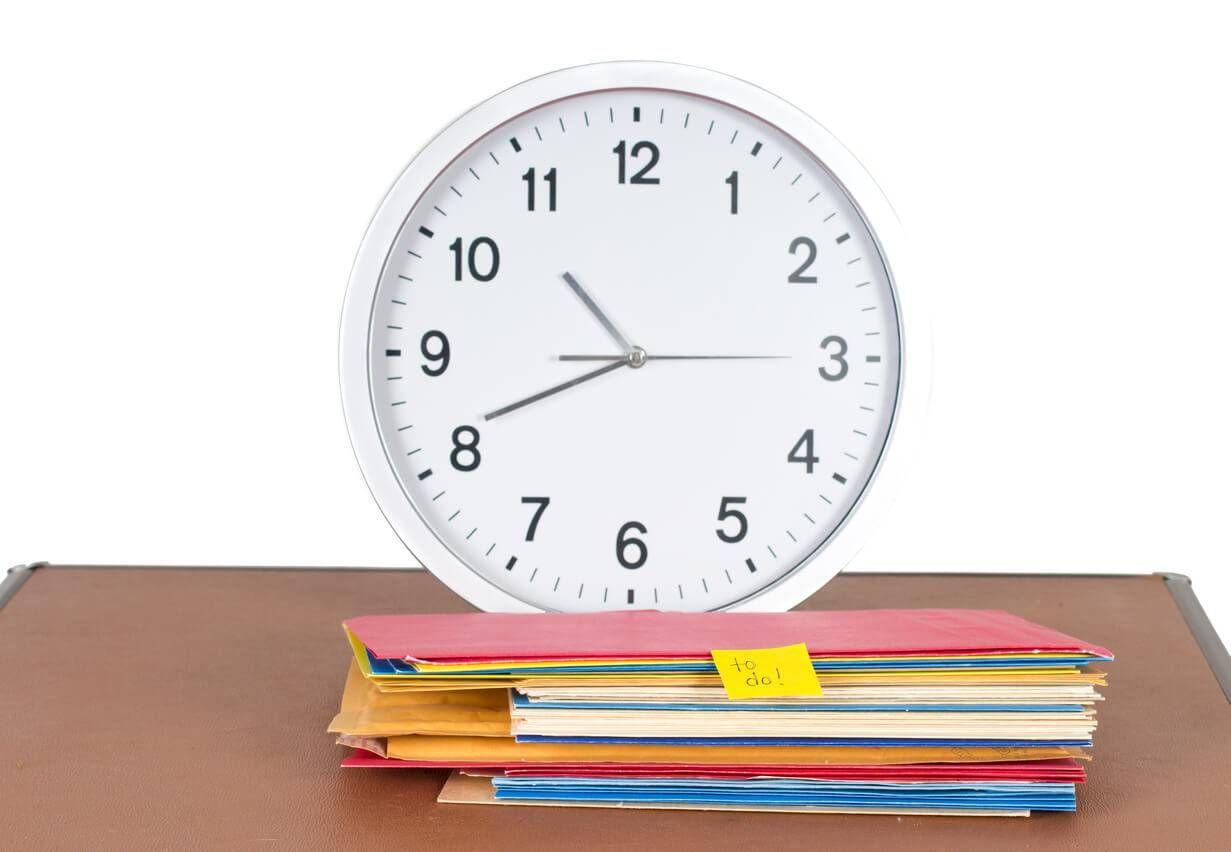 Combien De Temps Garder Les Papiers Releves De Compte Factures