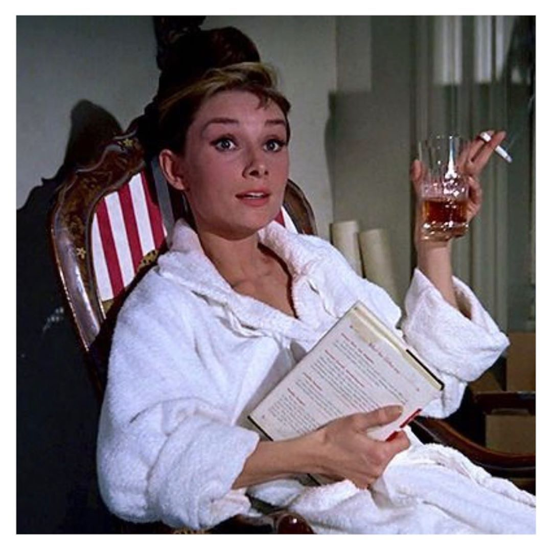 "HOLLYWOODLAND PHOTOS.'s Instagram photo: ""What are your Saturday night plans? #audreyhepburn #breakfastattiffanys"""
