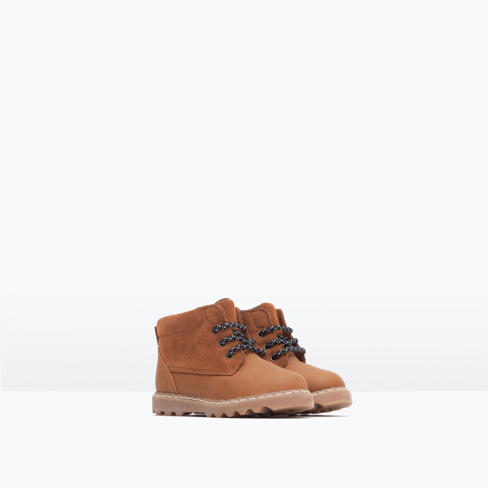 Modne Skorzane Botki Buty Niemowle Chlopiec 3 Miesiace 3 Lata Dzieci Boots Leather Fashion Boots Boy Shoes