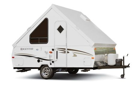 Rockwood A Frame Tent Camper I Need This Tent