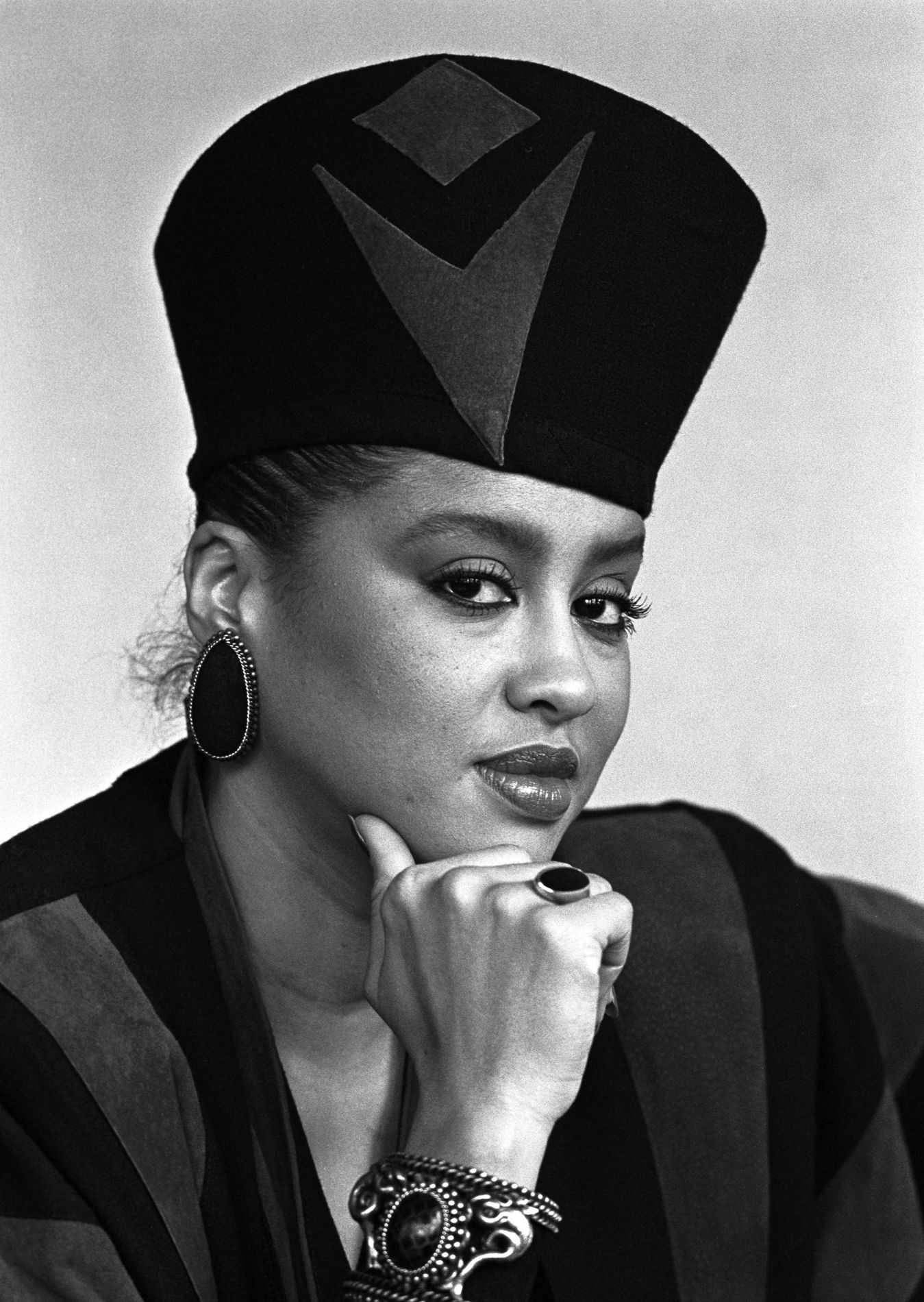 a photo of aaliyah phyllis hyman songs and jazz