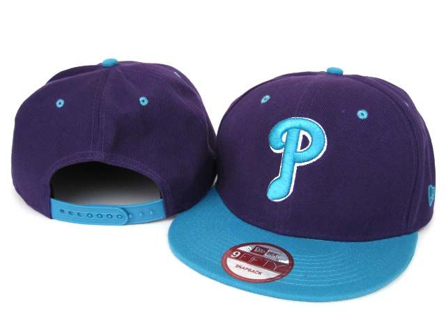 on sale 10b80 77b57 ... low price new era mlb philadelphia phillies snapback hats caps purple  3848 only 8.90usd b2112