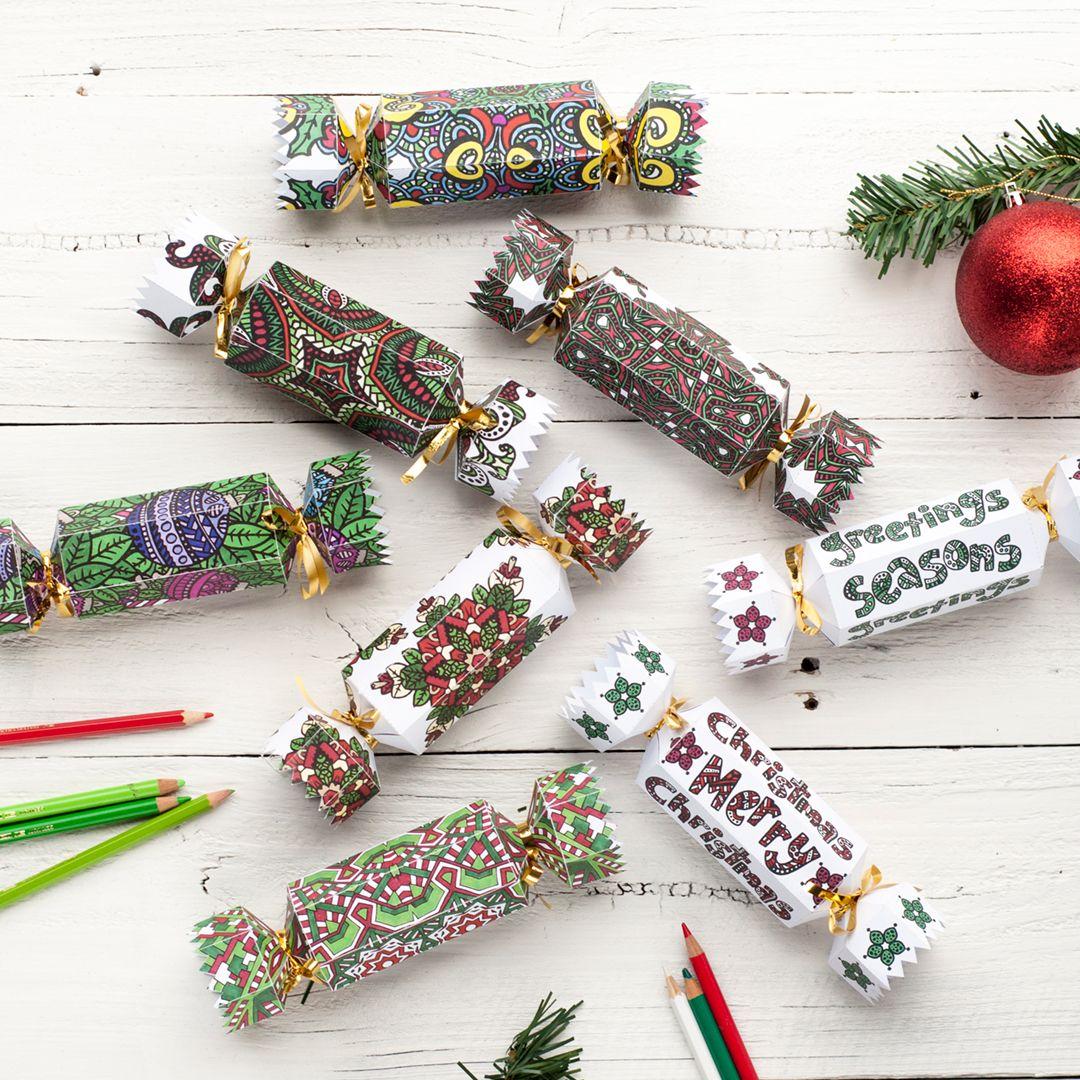 diy christmas crackers - Diy Christmas Crackers
