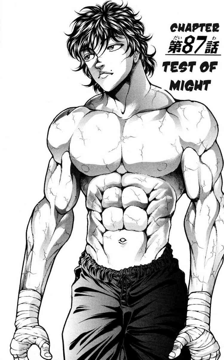 Read Manga Baki Son Of Ogre 087 Online In High Quality