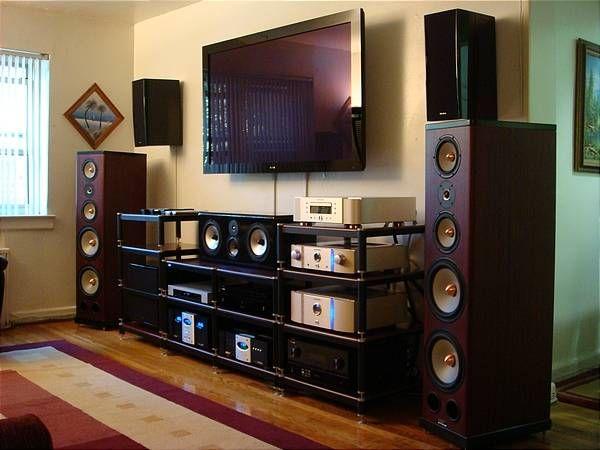 Audio System Audiophile Room