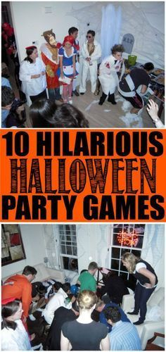10 fun halloween party games that are perfect for kids. Black Bedroom Furniture Sets. Home Design Ideas