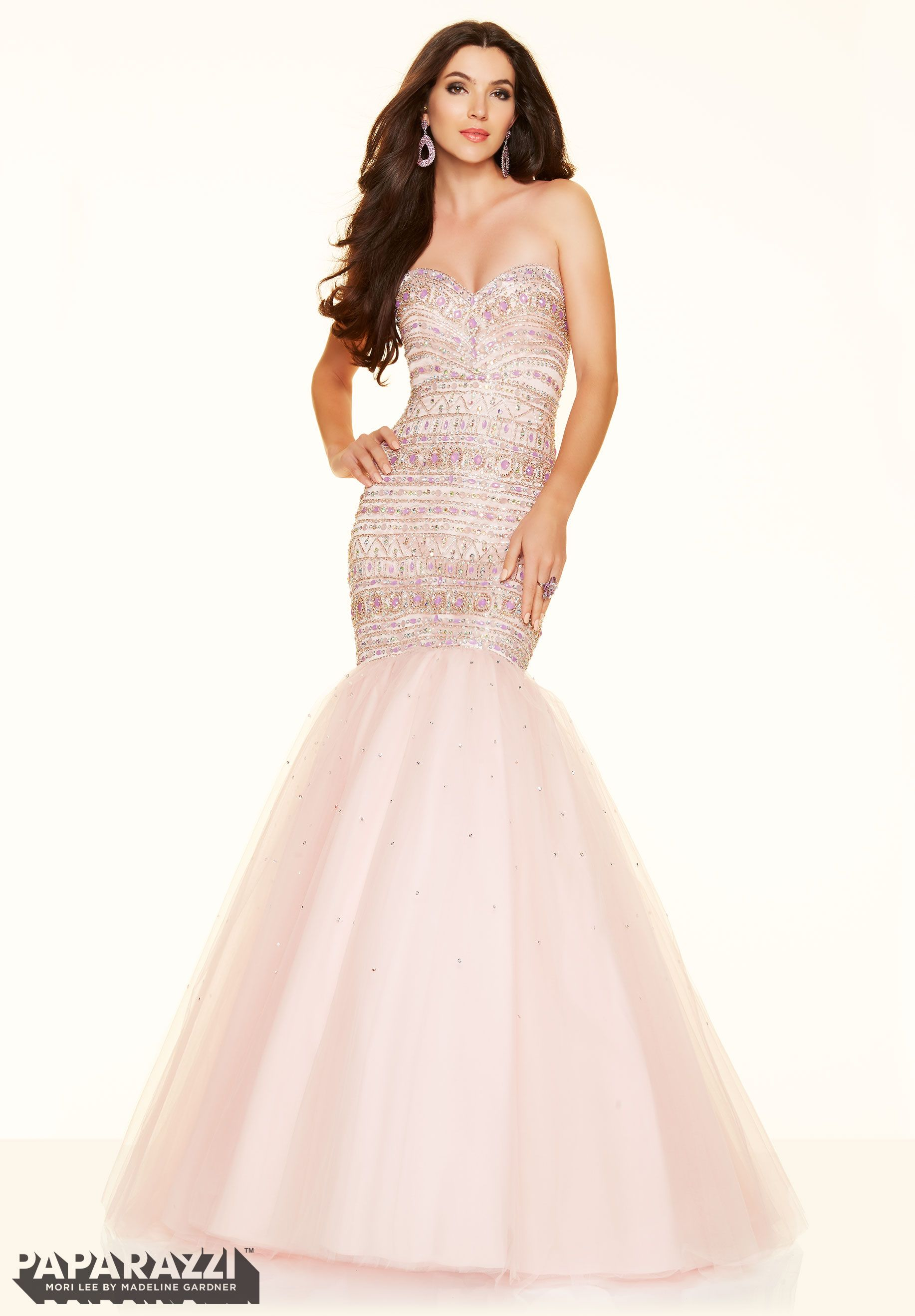 Prom dresses pastel - Best Dressed
