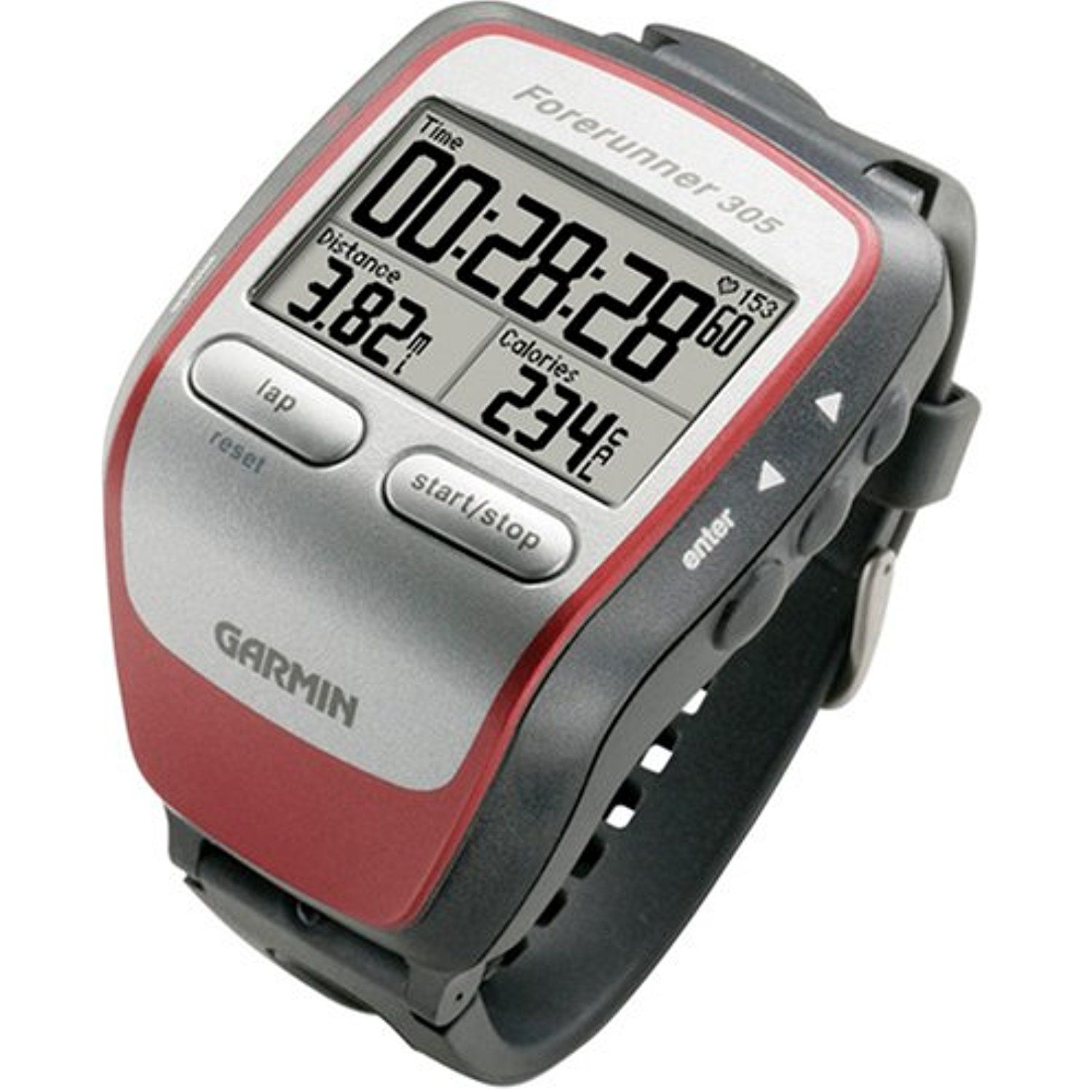 Garmin Forerunner 305 GPS Receiver With Heart Rate Monitor Discontinued by Manufacturer
