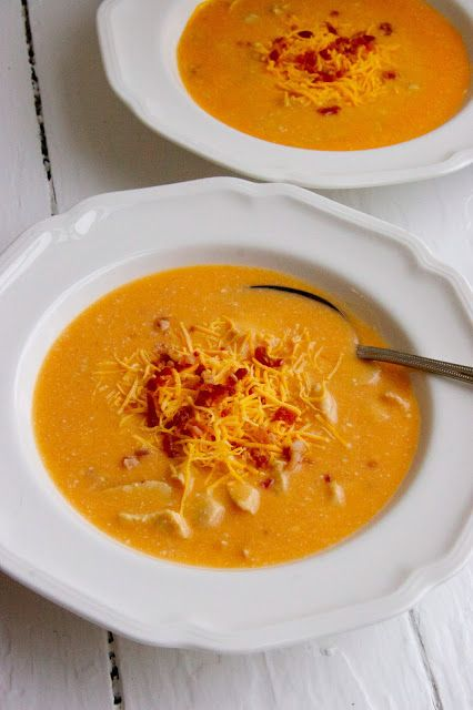 Souper Sunday: Buffalo Chicken Soup
