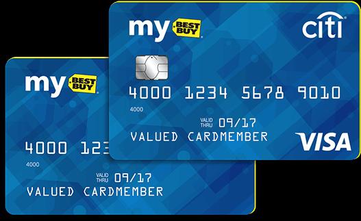 My Best Buy Credit Card Credit card online, Victorias