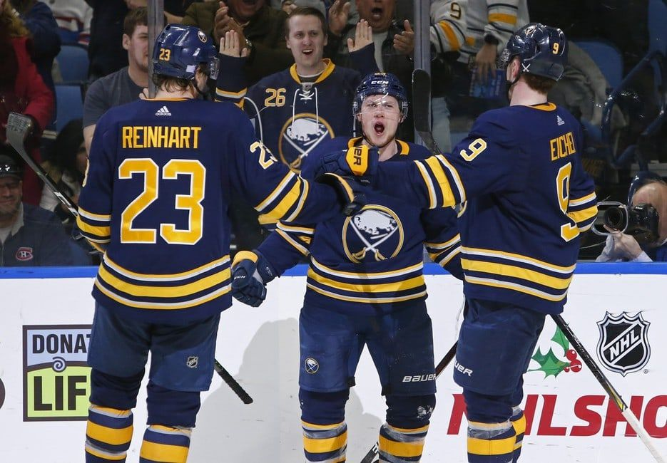 Sabres' 10Game Win Streak a Blessing or Curse