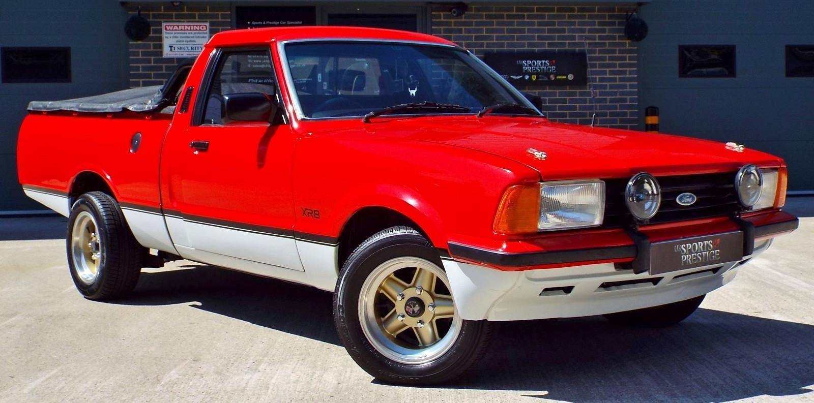1981 Ford Cortina 5 0 V8 P100 Xr8 Pick Up Ebay Classic Cars