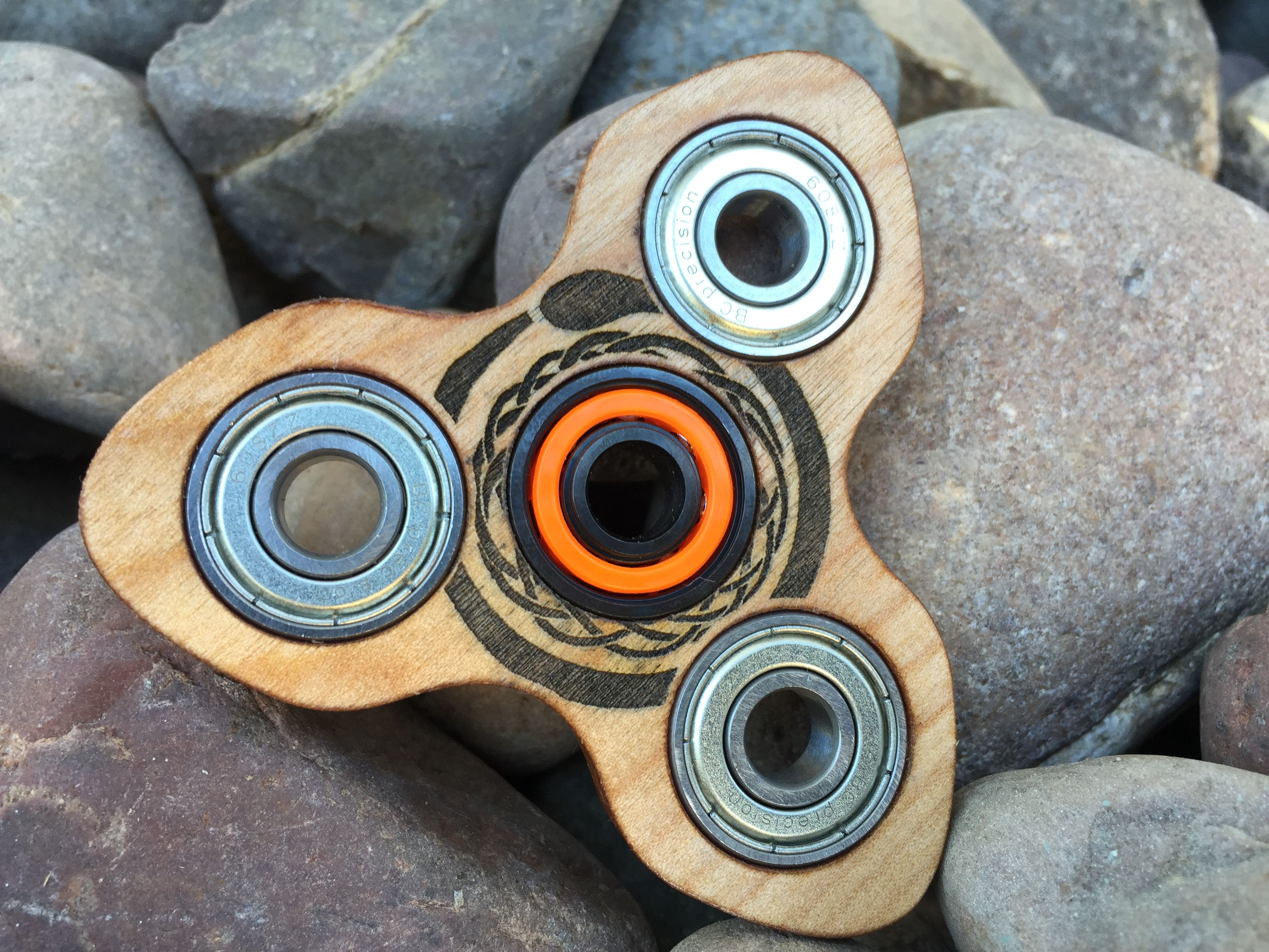 How To Get Rust Off Of A Fidget Spinner