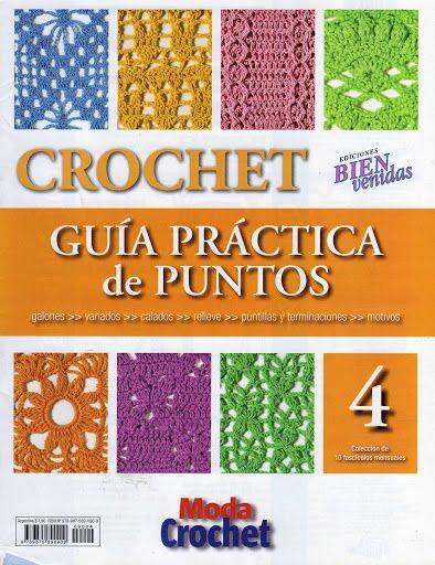 Guia de puntos crochet nro4 - Cristina Vic - Álbuns da web do Picasa..FREE BOOK AND DIAGRAMS!