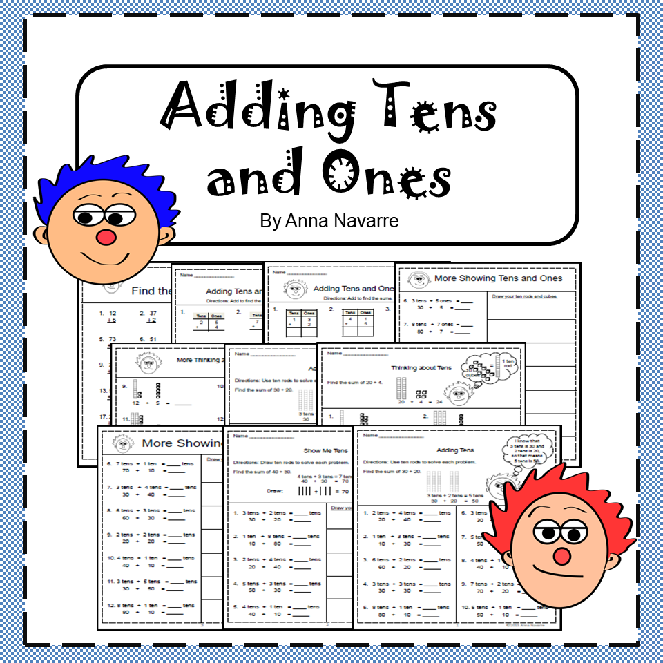 Photo of Adding Tens and Ones