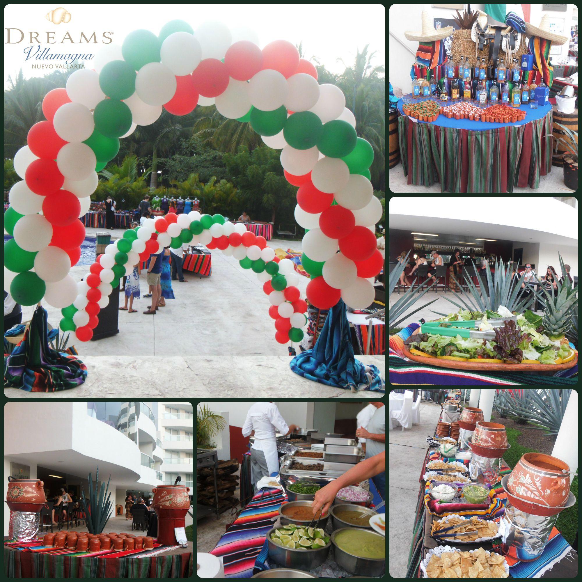 Mexican fiesta mexicana party fiesta mexicana for Decoracion mexicana