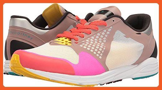 8f5c8b577532 adidas by Stella McCartney Women s Adizero Takumi Dusk Pink Vapour  Grey Shock Pink Athletic Shoe - Athletic shoes for women ( Amazon  Partner-Link)