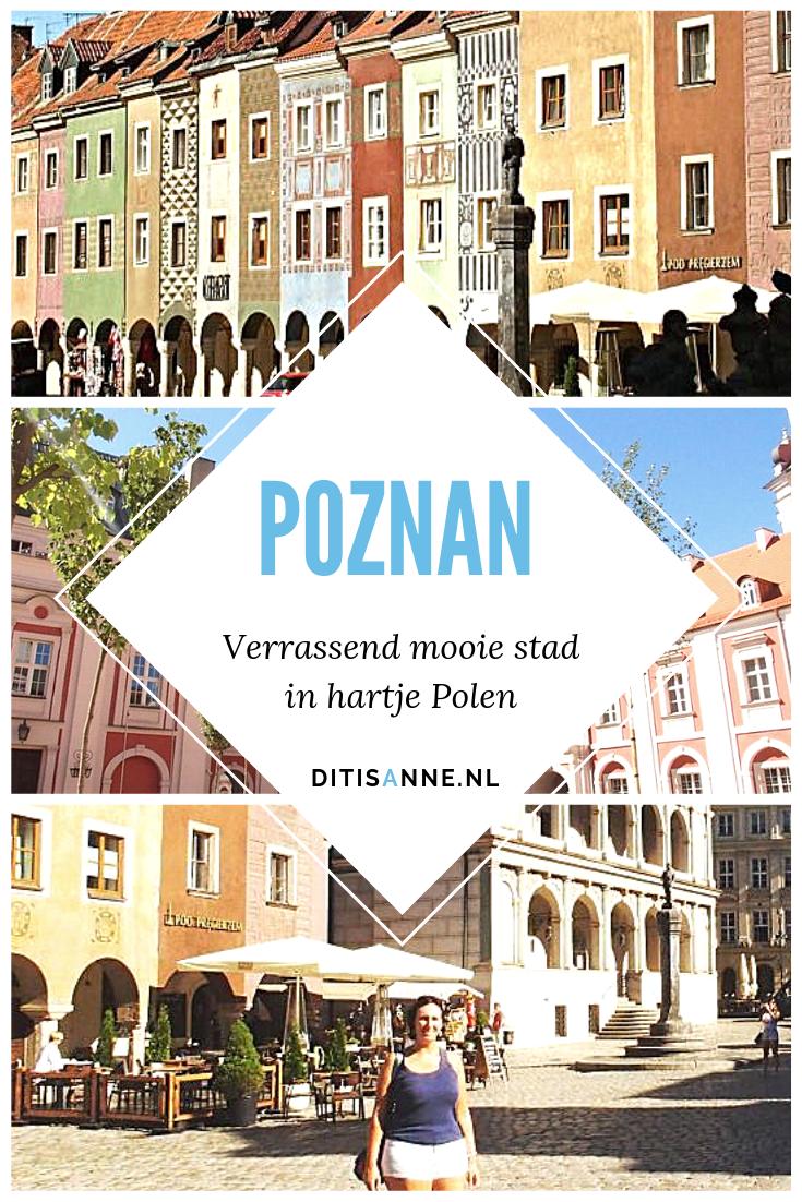 Poznan En Bydzgoszcz Verrassend Mooi Polen Reizen Door Europa Reizen Stad