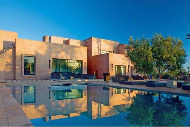 les plus belles villas de luxe à #Marrakech #villa   deco en 2019 ...